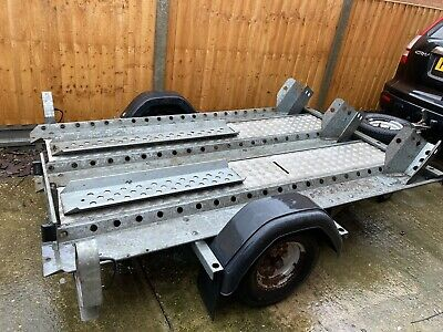 Motorcycle Motorbike Trailer Triple • 500£