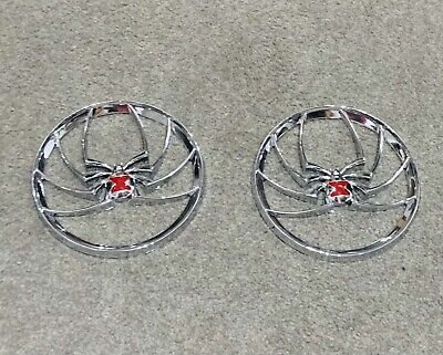 Harley Davidson Speaker Trim Decor Spiders • 0.99£