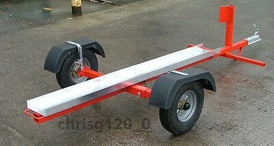 Collapsible Motorcycle, Motorbike Trailer.. Plans To Build Your Own,  • 10£