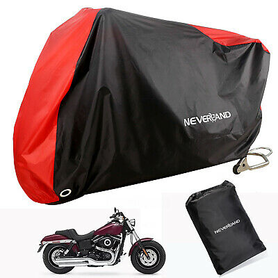 Motorcycle Motorbike Scooter Cover Dust For Harley Davidson Sportster 1200 883 • 12.89£