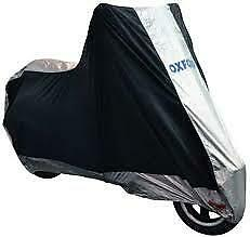 New Oxford Aquatex Motorcycle Waterproof Outdoor Cover Small Motorbike Scooter  • 19.99£