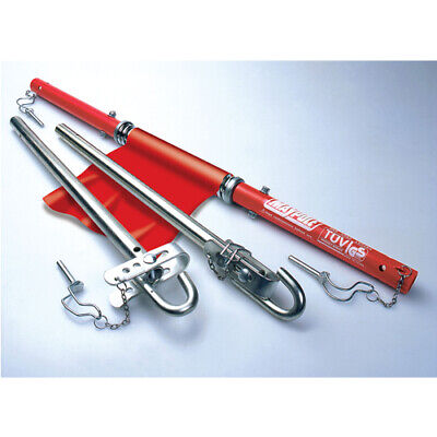 Maypole 1.8T Spring Telescopic Tow Pole With Spring Damper  • 26.99£