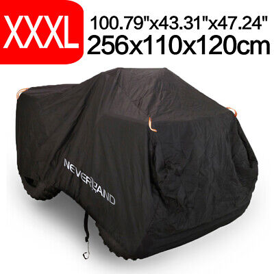 Waterproof ATV Quad Bike Cover Outdoor Storage Rain Protector For Can-Am Polaris • 15.59£