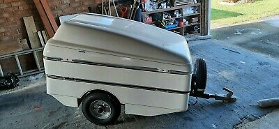 Squire Ds Motorcycle Trailer • 350£