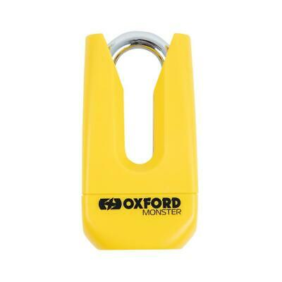 Oxford Monster Disc-Lock - Gold Series Yellow New • 47.99£
