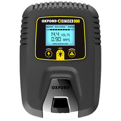 Oxford Oximiser 900 Battery Charger Motorcyle Motorbike • 31.23£