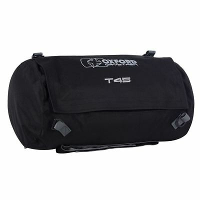 Oxford Drystash T45 Motorcycle Waterproof Luggage 45 L Motorbike Rollbag New • 26.99£