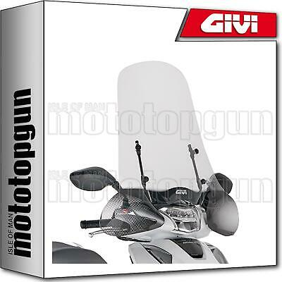 Givi Wind-screen 1117a Honda Sh 125 I 2017 17 2018 18 • 73.80£