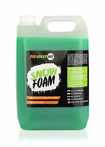 Pro Green Mx 5l Snow Foam Concentrated  Bike Wash Cleaner Refill • 23£