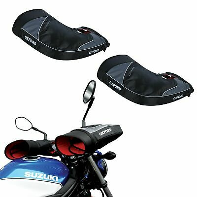 Oxford Scooter Motorcycle Handlebar Super Muffs SUPERMUFFS Warm Hands Windproof  • 26.50£