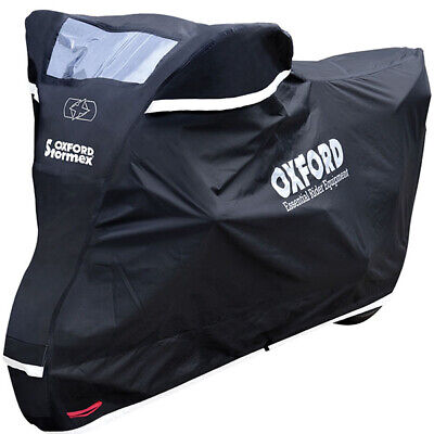 Oxford Stormex Bike Motorcycle Motorbike Waterproof Cover Medium • 52.98£