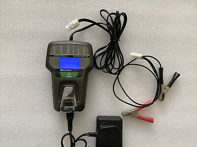 Oxford Maximiser Motorcycle Battery Charger 360T GWO Prompt Free UK Post • 32.95£