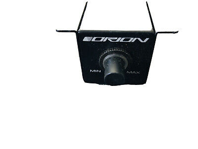 Orion Rgc2 Bass Gain Remote Control For Orion Hcca Amplifiers • 20£