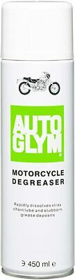 AUTOGLYM Motorcycle Degreaser And Protectant BUNDLE - FREE DELIVERY • 15.95£
