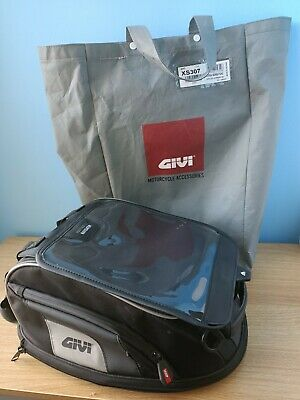 Givi XS307 Xstream Tanklock  Expandable Tankbag - 15 Litres • 60£