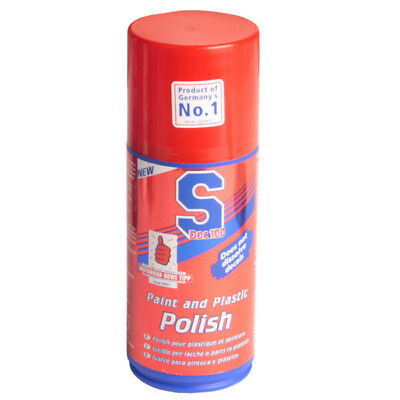 SDOC 100 Motorcycle Motorbike Paint And Plastic Solvent Free Polish 220ML • 10.99£
