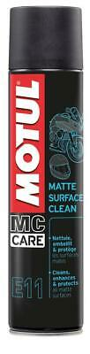 Motul E11 Matte Paint Surface Cleaner For Motorcycles Or Helmets • 9.99£
