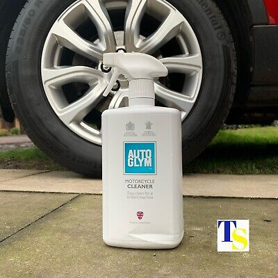 Autoglym Motorcycle Cleaner 1L 1 Litre (all Areas Of Motorbike - Wheels, Body) • 14.95£
