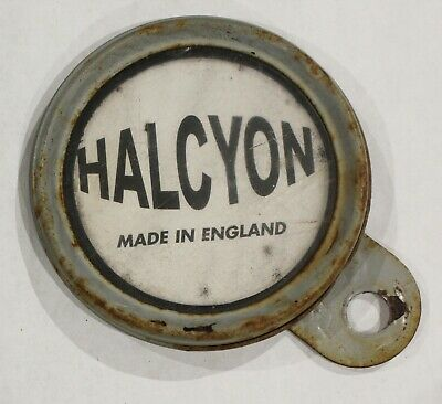 Halcyon Tax Disc Holder Vintage Motorcycle  • 8.95£