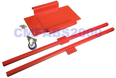 Extension Set For Our 1500lb / 681kg Motorcycle Mover Wheel Skate Dolly • 24.99£