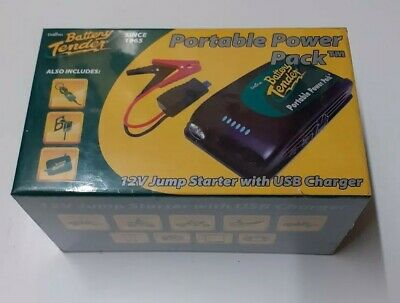 Battery Tender Portable Power Pack Motorcycle Jump Starter FREE POSTAGE  • 120£