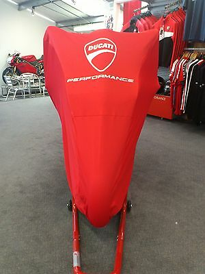 Genuine Ducati Performance Indoor Bike Dust Cover, Panigale, V4 1199 1299 1098 • 74.95£