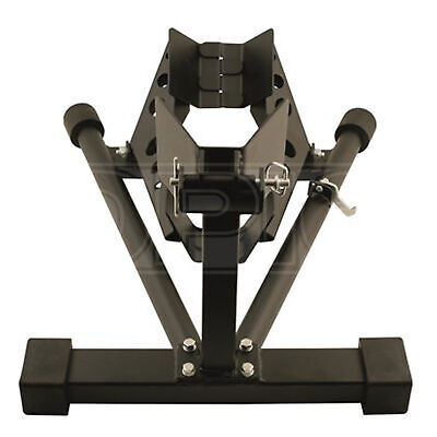 Laser Motorcycle Stand And Wheel Chock (5671A) • 139.95£