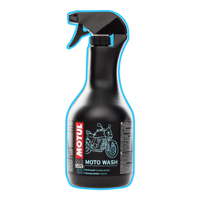 Motul E2 MOTO WASH Motorcycle Motocross MX Cleaner Gets Muc Off  1L • 10£