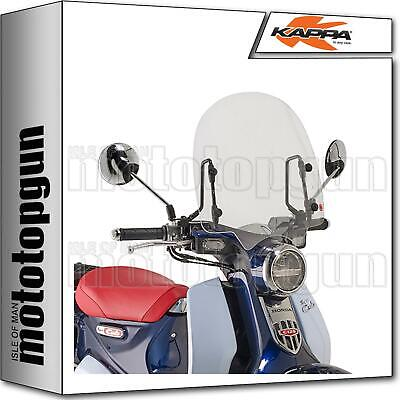 Kappa Wind-screen Honda Super Cub C125 2018 18 2019 19 • 75.60£