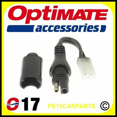 OptiMate TM > SAE Battery Charger O17 Converter Lead Accumate Conversion Adapter • 7.95£