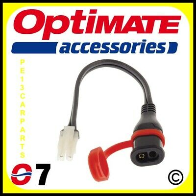OptiMate Accumate SAE To TM Converter Conversion Battery Charger Lead Adapter O7 • 7.95£