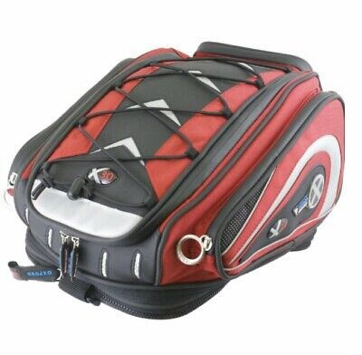 Oxford X30 Tailpack Motorcycle 30l Red • 59.99£