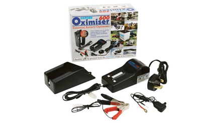 Genuine Oxford 600 Oximiser Essential Battery Optimiser Of951 Uk Plug • 29.99£