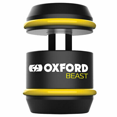 Oxford Beast Lock Motorcycle Motorbike • 101.94£