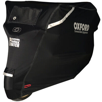 Oxford Protex Stretch Outdoor Waterproof Motorcycle Cover Extra Large • 73.48£