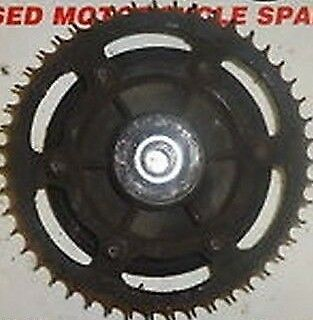Yamaha Fzr 1000 R Exup 1989 1990:sprocket Carrier - Rear:used Motorcycle Parts • 19.99£