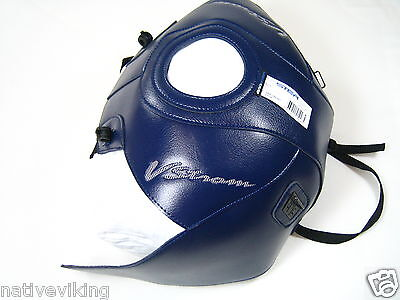Bagster TANK COVER Suzuki DL650 V-STROM Baglux TANK PROTECTOR BLUE Dl 1442A • 136.87£