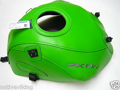 BAGSTER Tank Cover KAWASAKI ZX-6R 09-11 BAGLUX Tank Protector GREEN Zx 6r 1575A • 129.87£