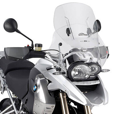 GIVI AF330 SCREEN AIRFLOW SLIDING WINDSHIELD BMW R 1200 GS 2004 > 12 Windscreen • 136.87£