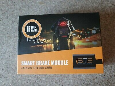 ST2 Smart Brake Module. https: Safer-turn.com/smart-brake-module/ • 30£