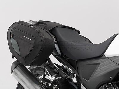 SW Motech Blaze Motorcycle Luggage Panniers To Fit Honda CB500 X • 286£