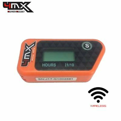 4MX Orange Wireless Engine Hour Meter To Fit X-Sport Pit Bikes All Models 15 • 29.45£