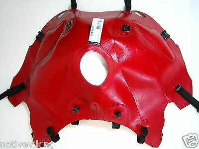 Bagster TANK COVER BMW R1150R 2001-2006 DARK RED Baglux TANK PROTECTOR 1427D • 129.87£