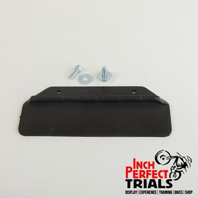 Inch Perfect Trials Beta Evo Radiator Rubber Mud Flap Deflector Kit Pack • 19.99£