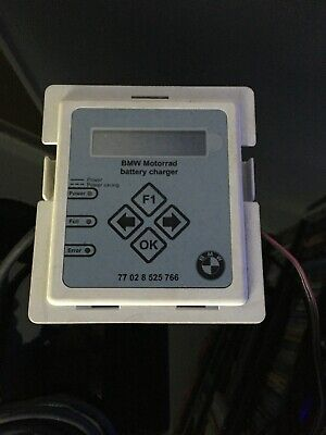 BMW Motorcycle Battery Charger - No Reserve • 0.99£