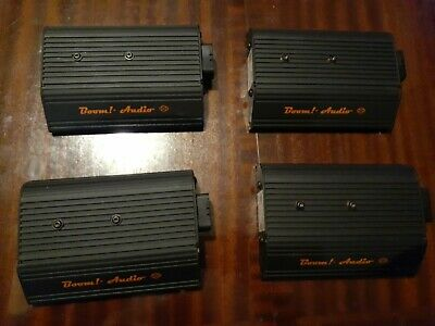 Lot 4 Of 76000277A  Harley BOOM Amplifier  • 231.55£