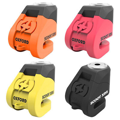 XD5 SCOOT COMPACT DISC LOCK By OXFORD PRODUCTS • 22.95£