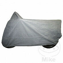 Motorcycle Indoor Motorbike Extra Large Breathable Bike Dust Cover 246x104x127cm • 15.95£