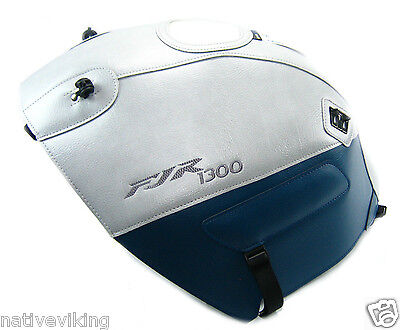 BAGSTER TANK COVER Yamaha FJR1300 2005 Rock Slate Blue PROTECTOR In Stock 1420i • 139.87£
