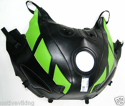 Bagster TANK COVER BMW R1150R Rockster 01-06 BLACK GREEN Baglux PROTECTOR 1427F • 149.87£